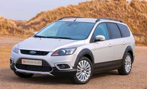 Ford Focus X-Road