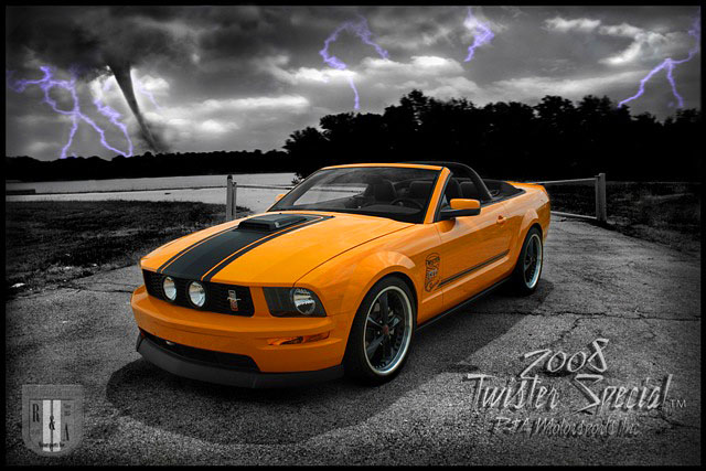 Ford Mustang Twister Special.